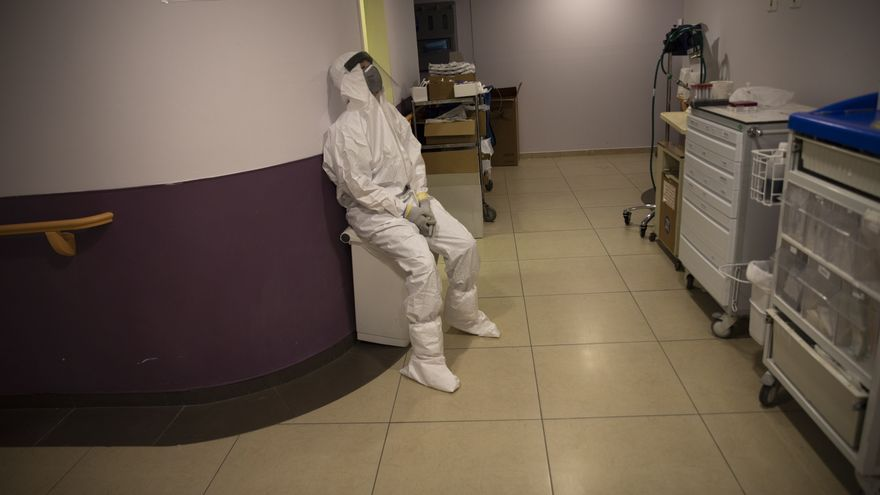 La sanidad israelí estudia una desescalada de cuatro meses en ocho fases