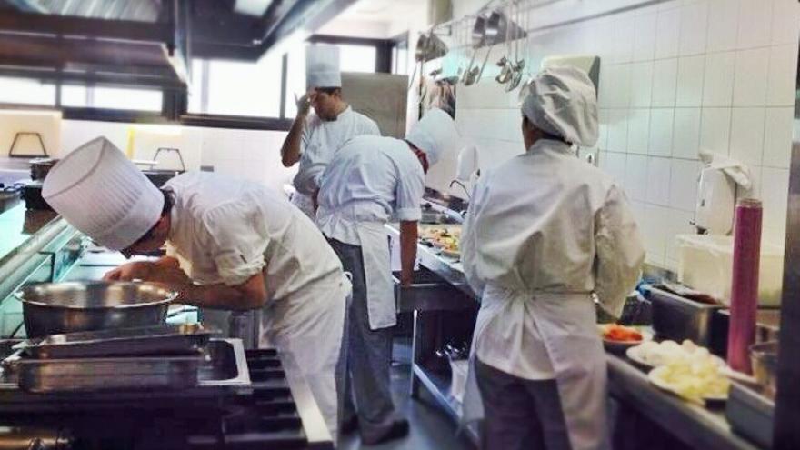 La Escuela de Hostelería de Benahavís Sabor a Málaga inicia este lunes el curso escolar