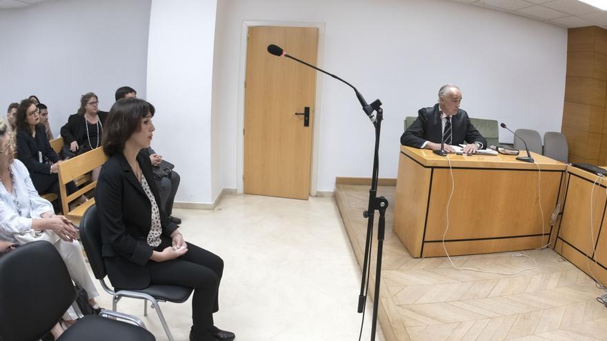 Fiscalía pide que se confirme la sentencia que condena a Juana Rivas por sustracción de menores