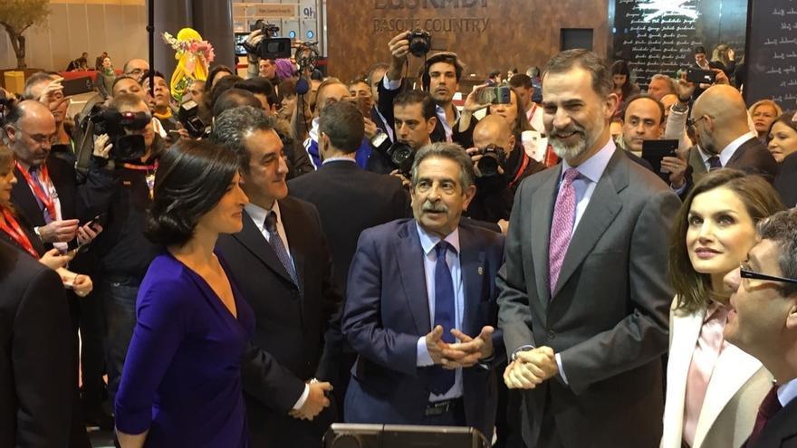 """Los Reyes visitarán Santo Toribio de Liébana """"antes del 1 de julio"""", según Revilla"""