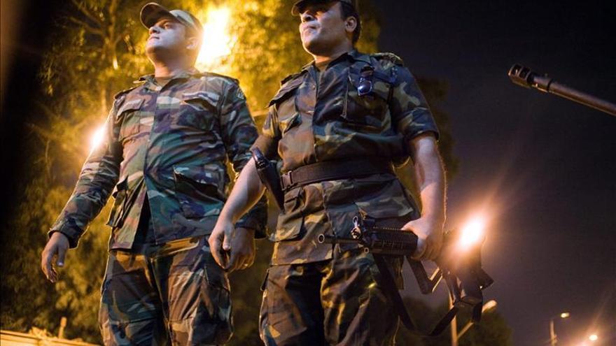 El Ejército pide a los egipcios que dejen de lado las ansias de venganza