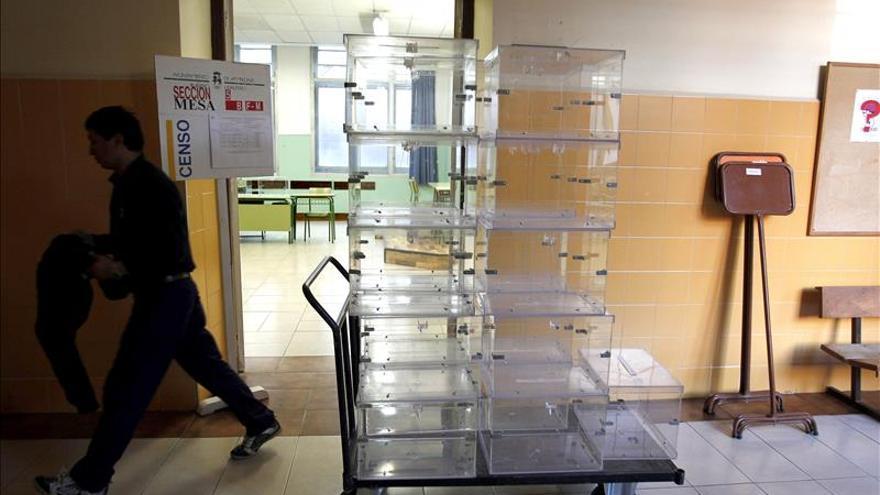 Unos 36,5 millones de electores podrán votar el 20D, 1,5 millones debutantes