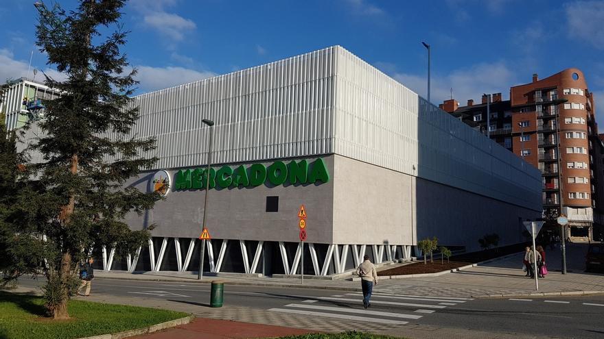 Mercadona abre este martes un nuevo supermercado en el barrio de Miribilla, en Bilbao, con 40 trabajadores