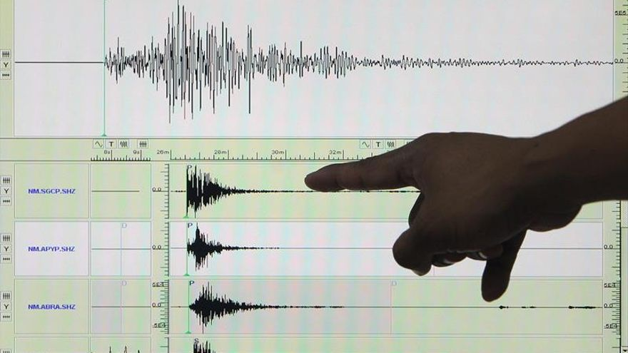 Un seísmo de magnitud 6,1 sacude el mar en el suroeste de Fiyi