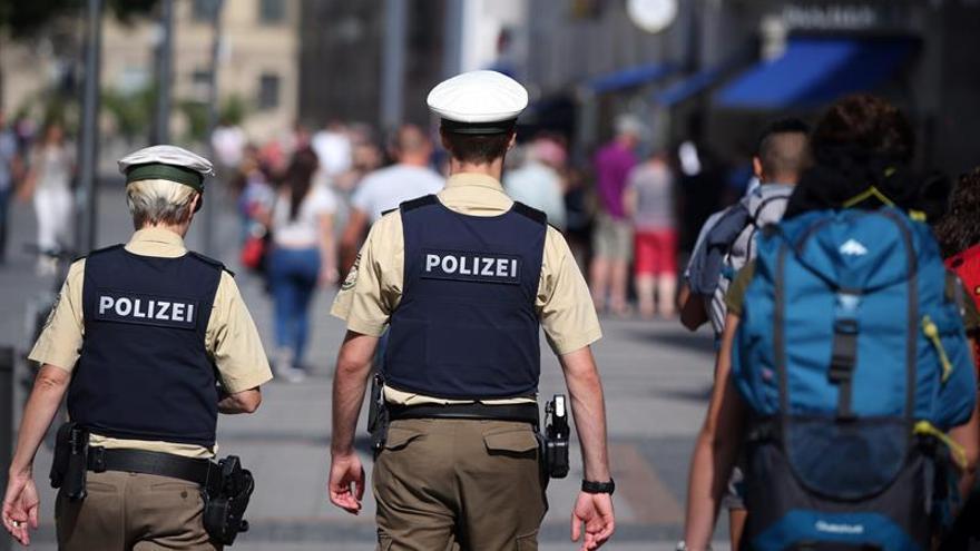 Los Reyes expresan su solidaridad y consternación por el tiroteo de Múnich