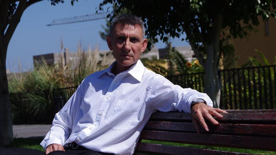 José Antonio Reverón González, líder de Ciudadanos Por Arona.