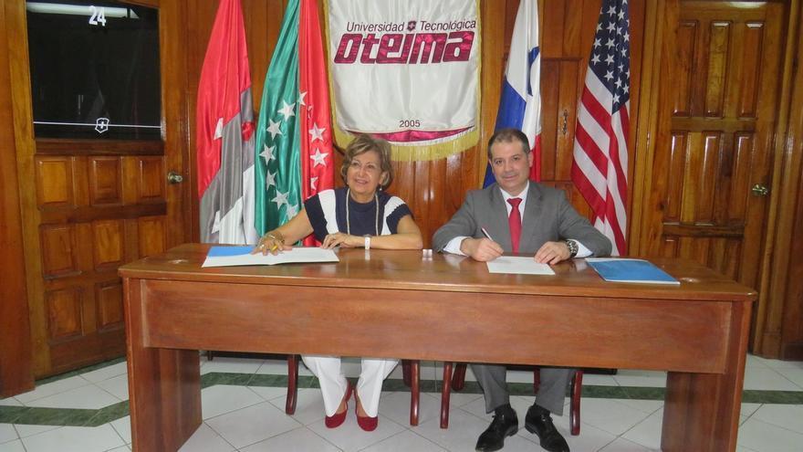 La Universidad Tecnológica OTEIMA entra a formar parte del Capítulo de FIDBAN en Panamá