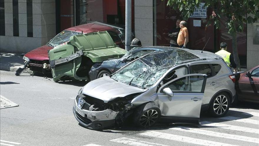 Siete muertos en otros tantos accidentes durante el fin de semana