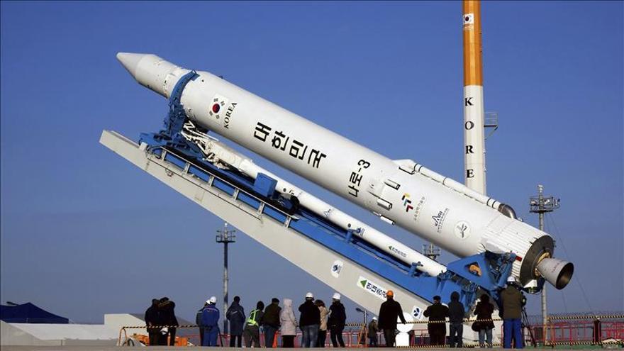 Corea del Sur pondrá en marcha en 2016 su programa de exploración lunar
