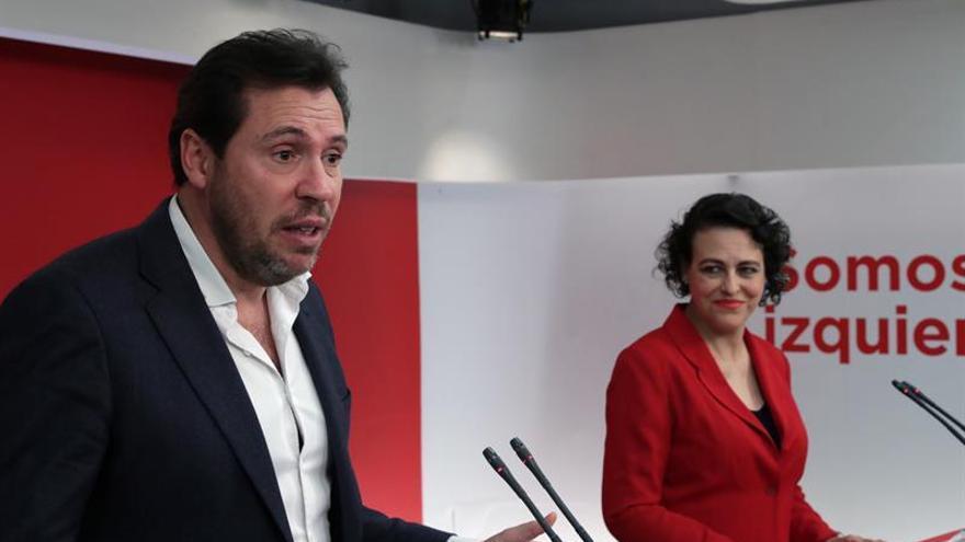 """El PSOE exige el cese del director de la DGT por su """"nefasta"""" gestión de la nevada"""