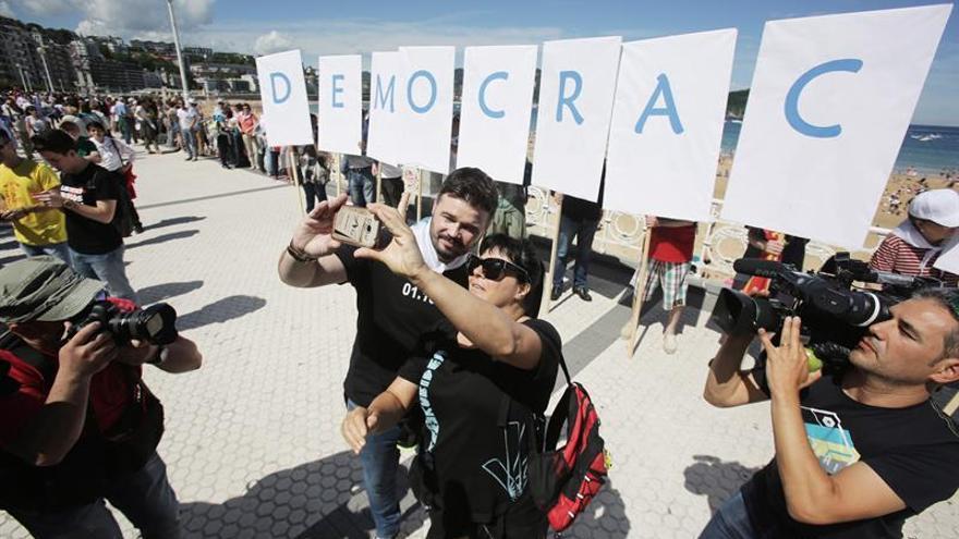 Rufián no espera mucho del Gobierno pero aprueba a quienes hablan de dialogo