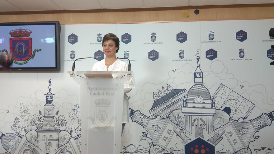 Pilar Zamora FOTO: Europa Press