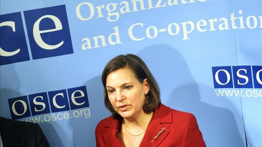 EEUU apoya las reformas en Georgia, tradicional aliado de Washington