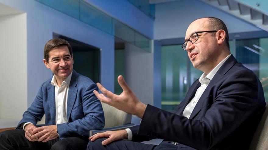 BBVA y BEI firman la primera titulización sintética en 'blockchain' de 1.000 millones para financiar pymes