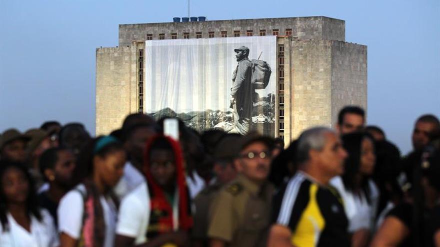 Casi dos millones de personas rindieron tributo a Fidel en toda Cuba