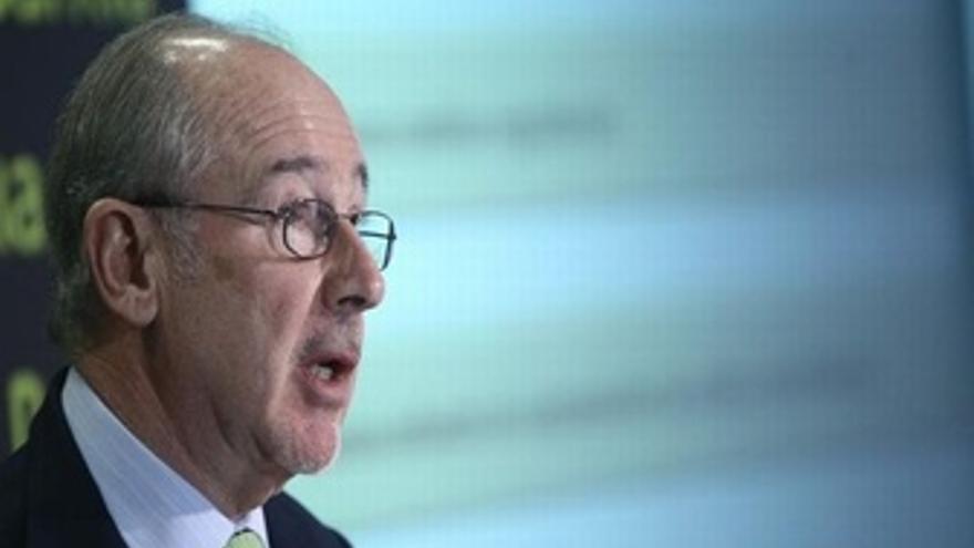 Rato renuncia a su indemnización de Bankia