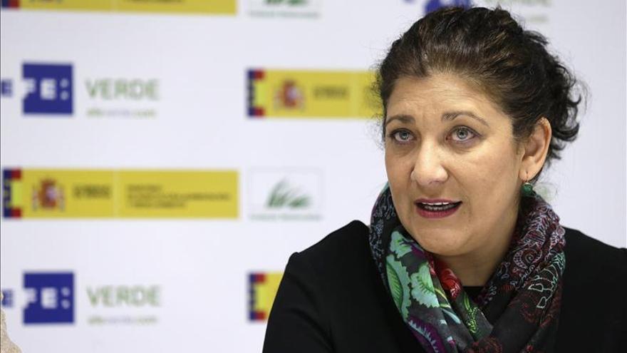 La última comisionada contra el cambio climático, Susana Magro.