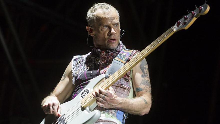 Red Hot Chili Peppers llena el recinto del FIB con 53.000 asistentes