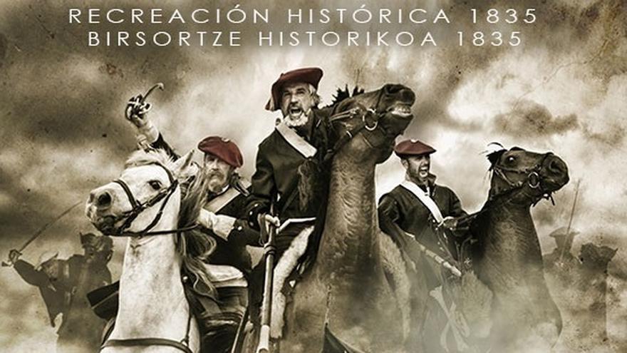 El Museo del Carlismo colabora este fin de semana en la recreación de las Guerras Carlistas