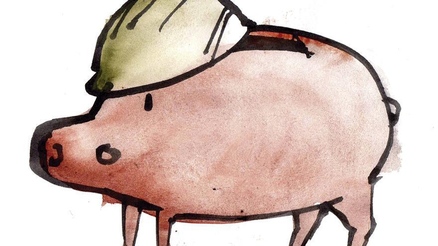 Ilustración: PERICO PASTOR.
