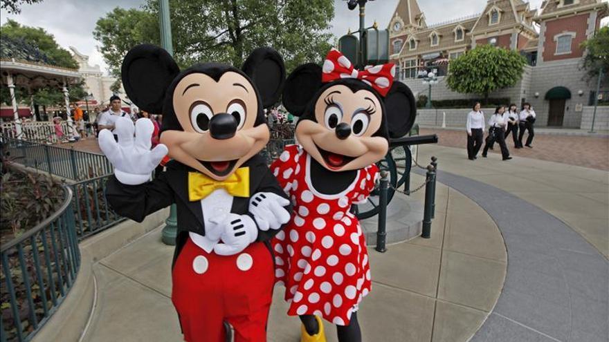 Disney gana 6.136 millones de dólares en su año fiscal 2013, un 8 por ciento más