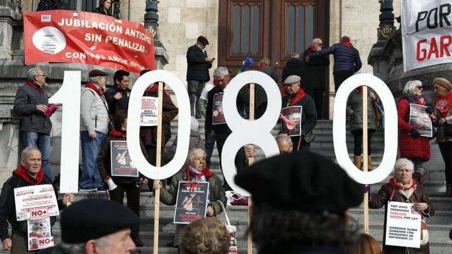 Los pensionistas vascos piden al nuevo Gobierno que concrete sus medidas sociales
