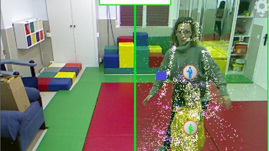 Algunos de estos proyectos utilizan la tecnología Kinect
