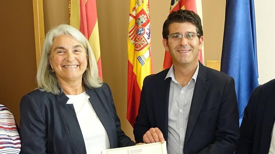 Margarita Llaudes y Jorge Rodríguez competirán por la alcaldía de Ontinyent