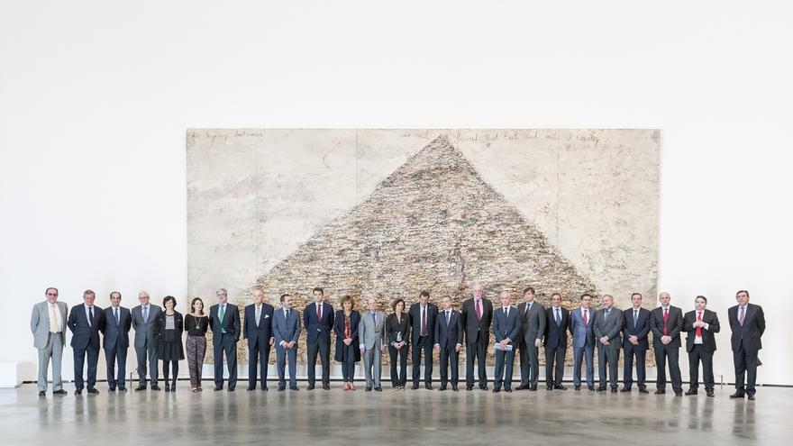 El Patronato y la Fundación Guggenheim prorrogan su acuerdo de colaboración por otros 20 años