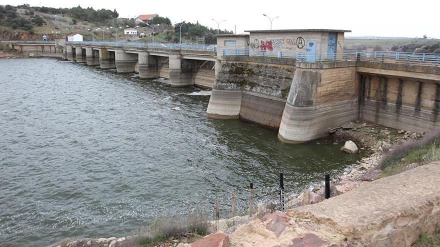 La reserva de agua embalsada, al 58%, muy lejos de la media últimos 10 años