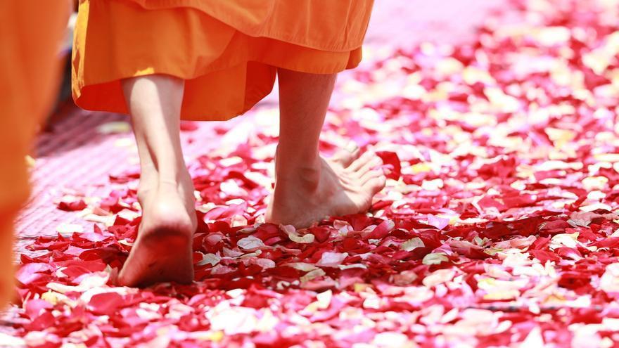 El Mindfulness deriva de prácticas de meditación budistas.