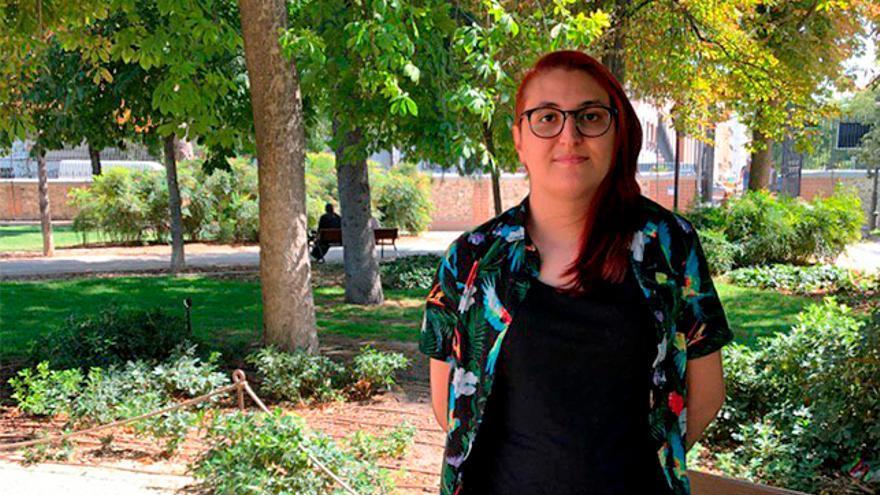 Sandra Herrero Ventura.