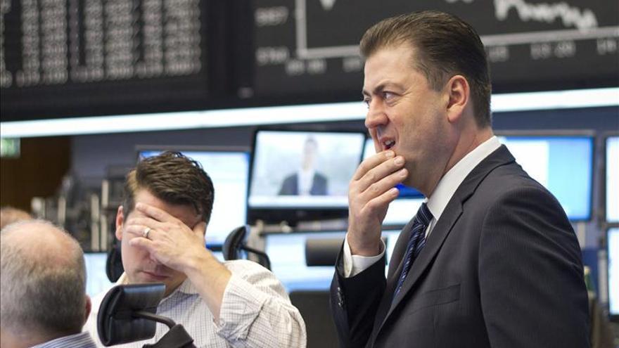 La Bolsa de Fráncfort baja un 0,05 por ciento en la apertura