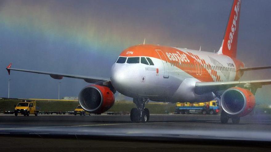 EasyJet busca reforzar su mercado en Francia con dos nuevos aviones A320
