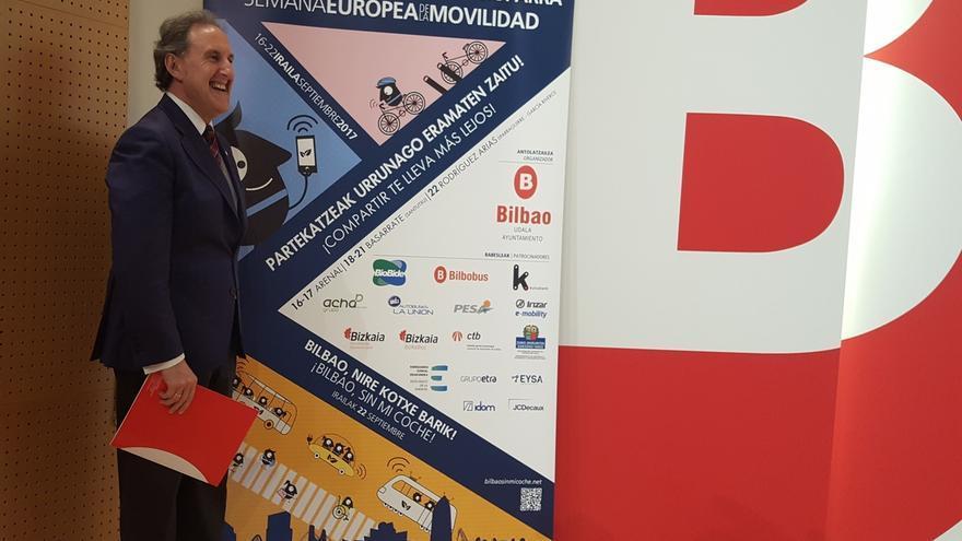 """Bilbao """"visibilizará"""" los servicios de 'Bilbon Bizi' y 'Caminos escolares' durante la Semana Europea de la Movilidad"""