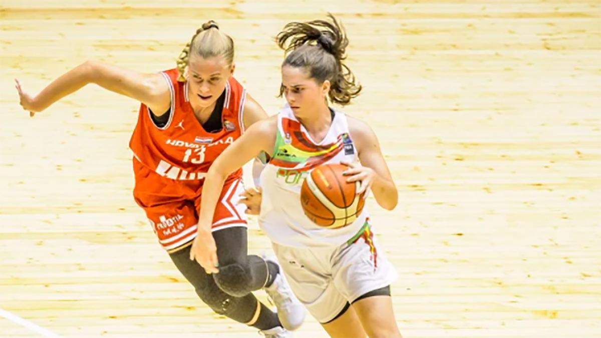 Catarina Barreiros, nueva jugadora del Milar Córdoba BF.