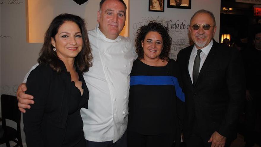 José Andrés, medalla al Mérito Turístico por su promoción de la cocina española