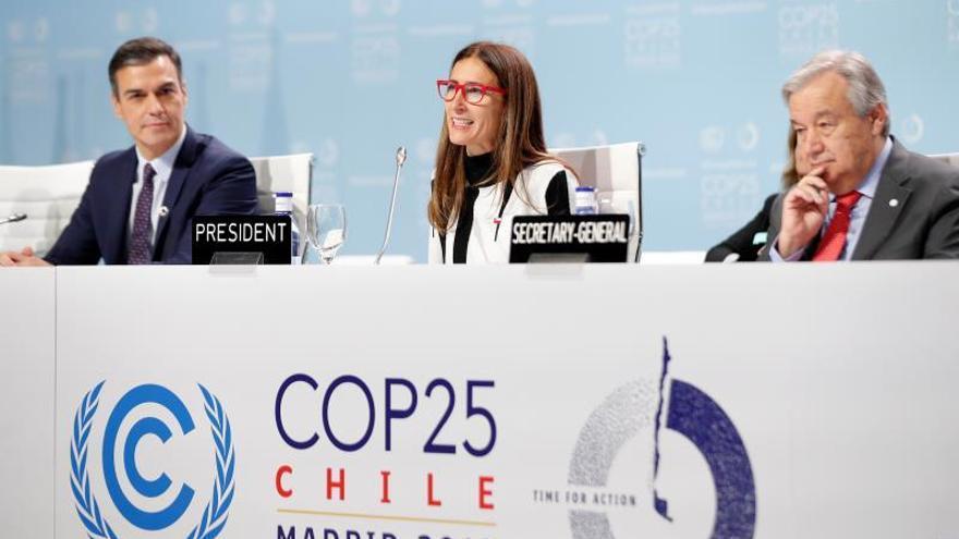 """Guterres urge a tener más """"ambición"""" en un """"momento crítico"""" para el clima"""
