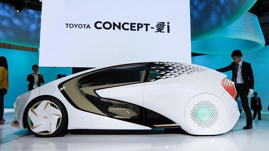 Toyota ganó 8.096 millones de euros entre abril y septiembre, un 13,2 % más