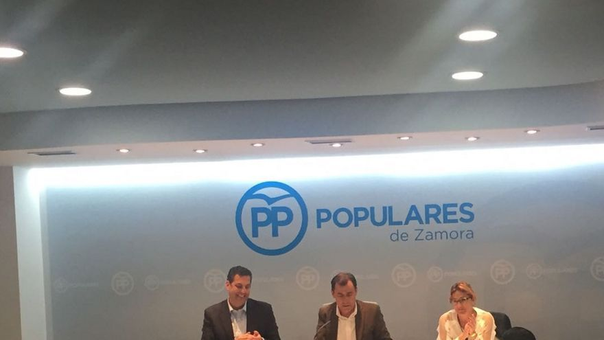 Maíllo anuncia que dejará de presidir el PP de Zamora tras trece años en el cargo