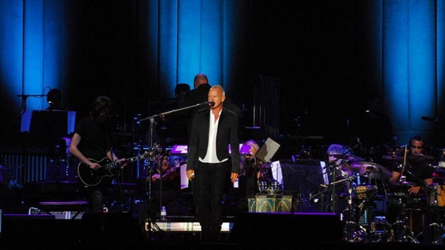 Del concierto de Sting #3