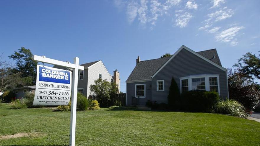 La venta de casas nuevas en EE.UU. subió un 2,9 % en mayo