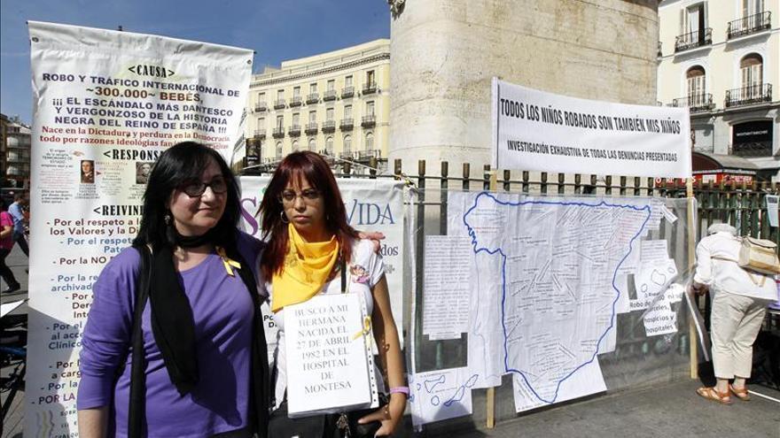 La lucha por los niños robados continúa tras pasar por Ginebra