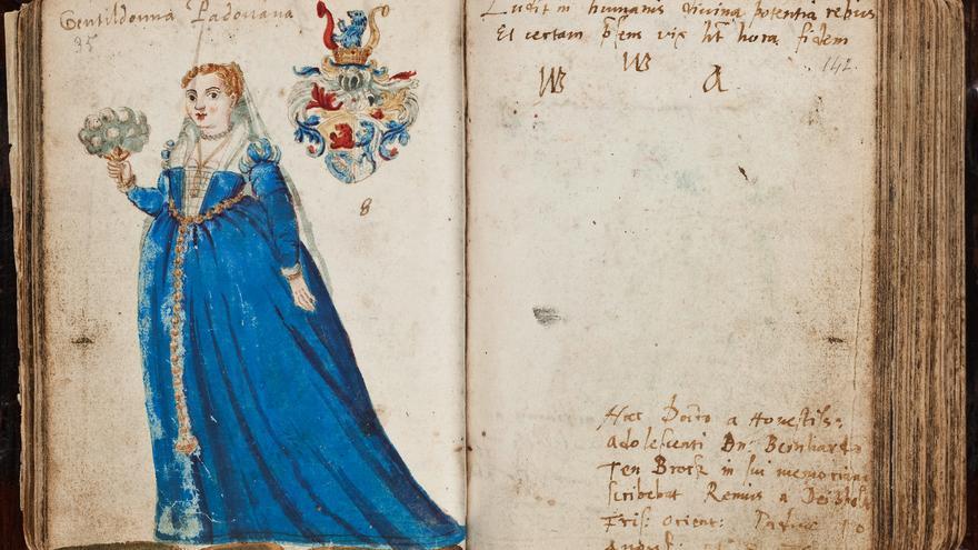 Los 'alba amicorum' eran las redes sociales del siglo XVI