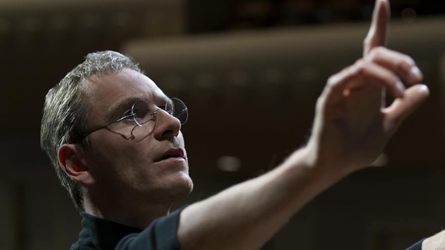 Michael Fassbender en la piel de Steve Jobs