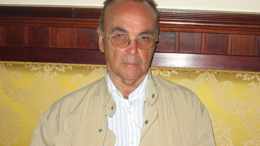 Manuel Fernández fue jefe del Servicio de Hematología del Hospital Puerta de Hierro.
