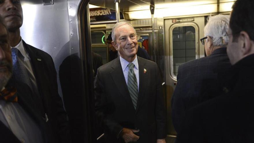 Bloomberg confirma que evalúa presentarse como candidato presidencial en EE.UU.