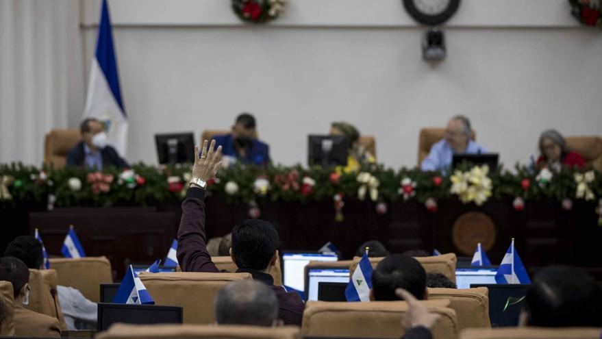 """Nicaragua inhibirá las candidaturas electorales a los """"traidores a la patria"""""""