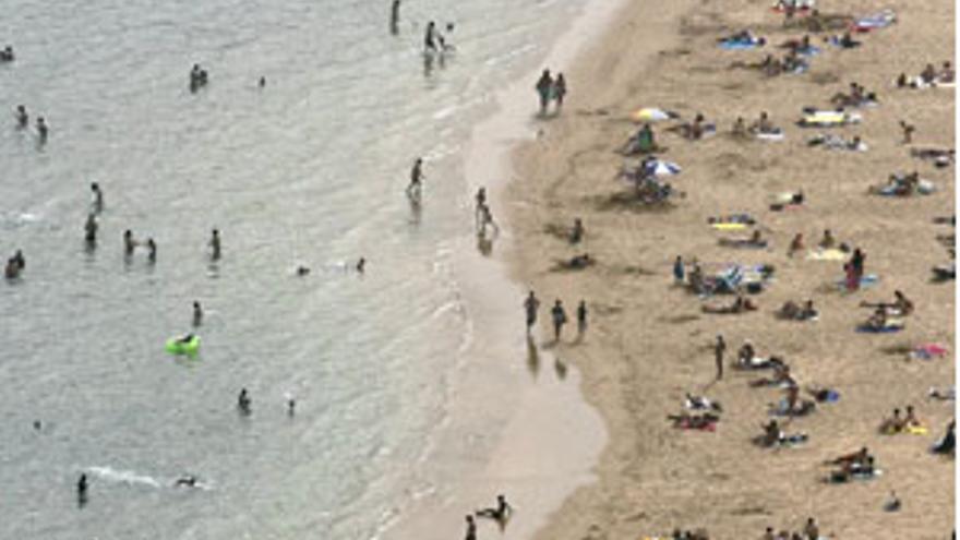 Playa de Las Teresitas. (CANARIAS AHORA)