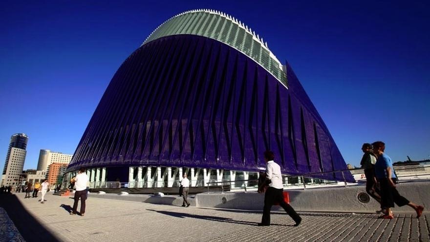 """C's pide al Consell que acabe las obras del Ágora para """"cerrar el pozo sin fondo"""" de la Ciudad de las Artes"""